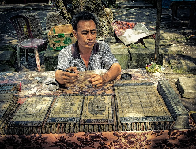 crafts in bali